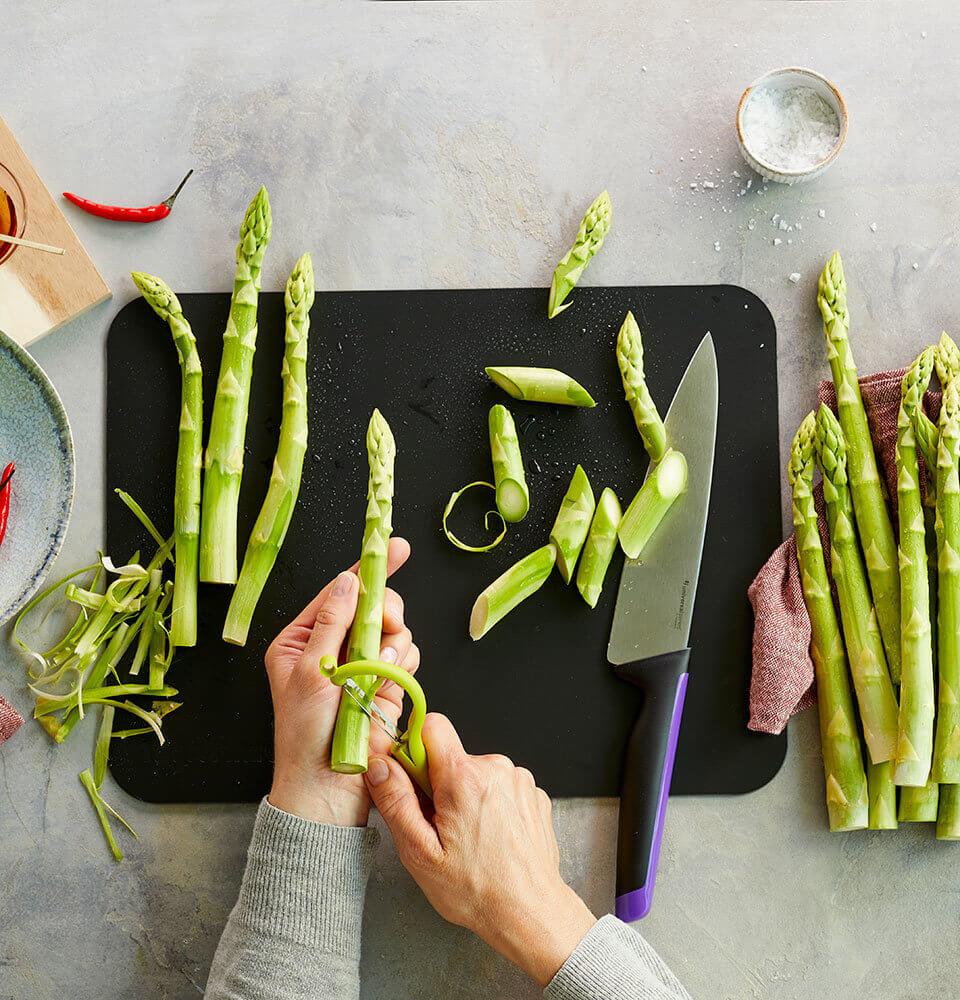 Spargel Das Gemüse für Genießer   Tupperware